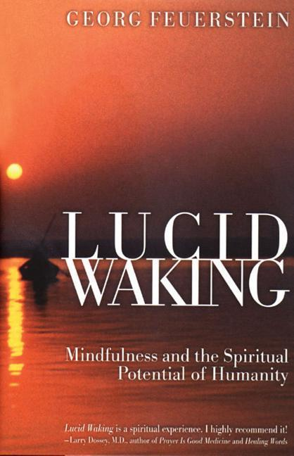 Lucid Waking: Mindfulness and the Spiritual Potential of Humanity als Buch