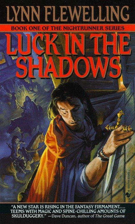 Nightrunner 01. Luck in the Shadows als Taschenbuch