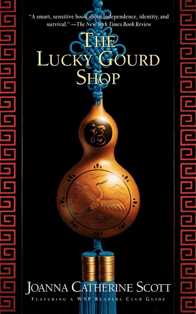 The Lucky Gourd Shop als Taschenbuch