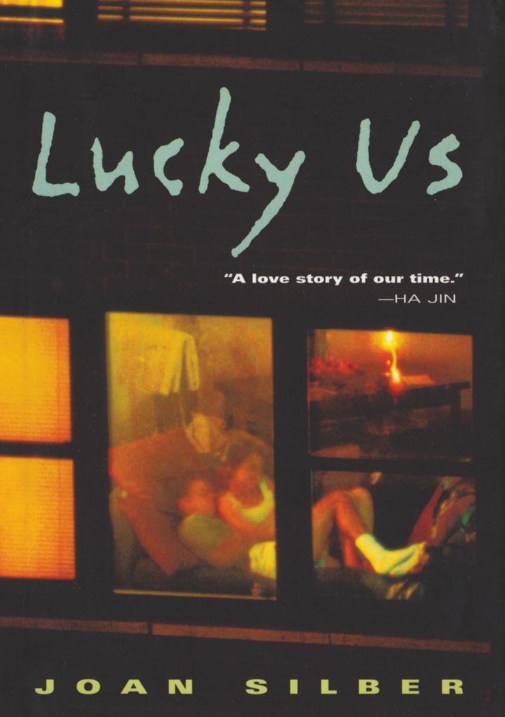 Lucky Us als Buch