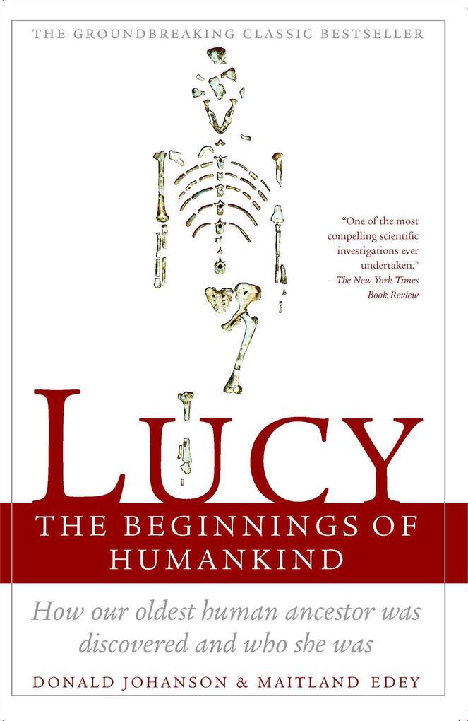 Lucy: The Beginnings of Humankind als Taschenbuch