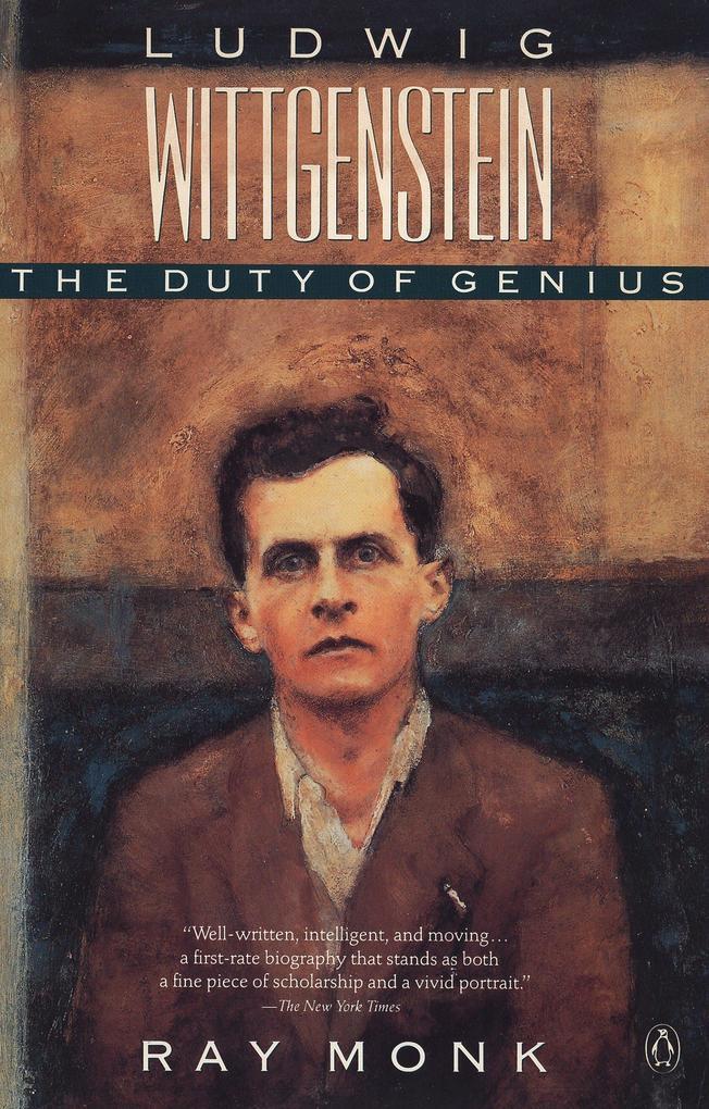 Ludwig Wittgenstein: The Duty of Genius als Taschenbuch