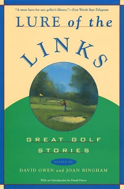Lure of the Links: Great Golf Stories als Taschenbuch