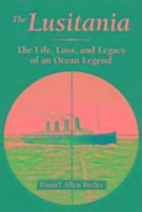 "The ""Lusitania"" als Buch"