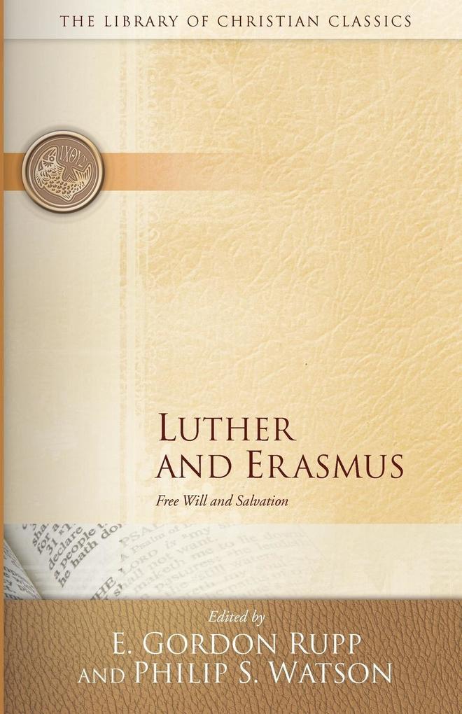 Luther and Erasmus als Buch