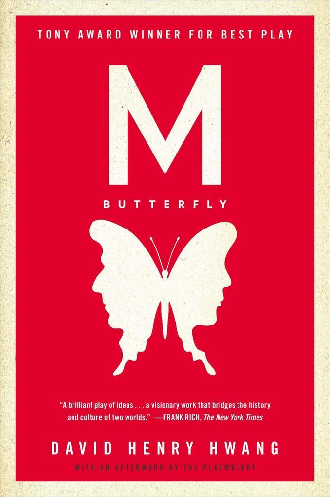 M. Butterfly als Buch