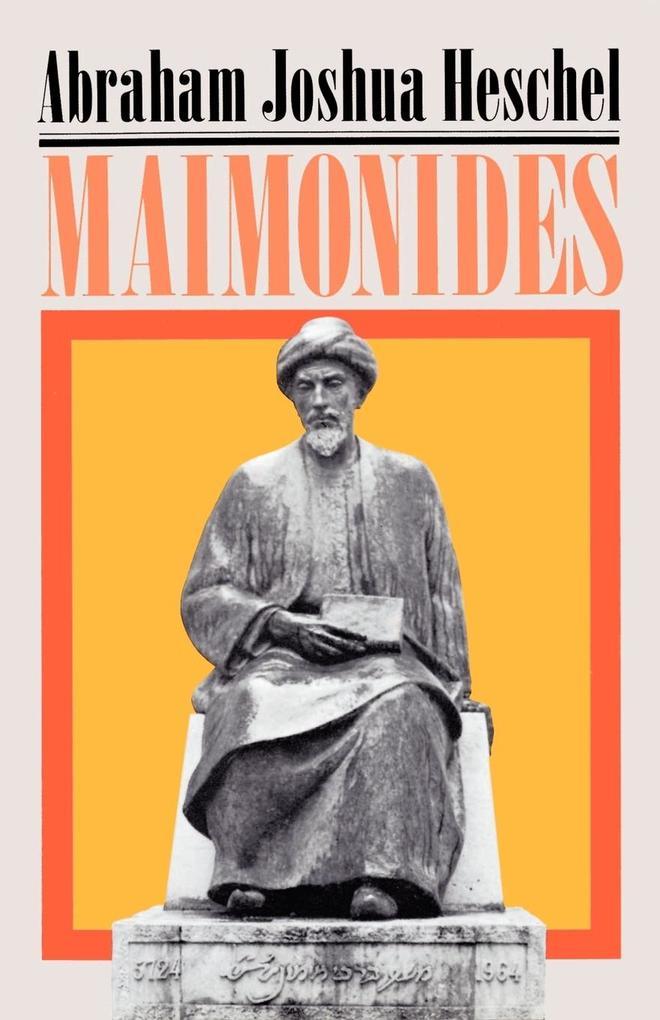 Maimonides: A Biography als Taschenbuch