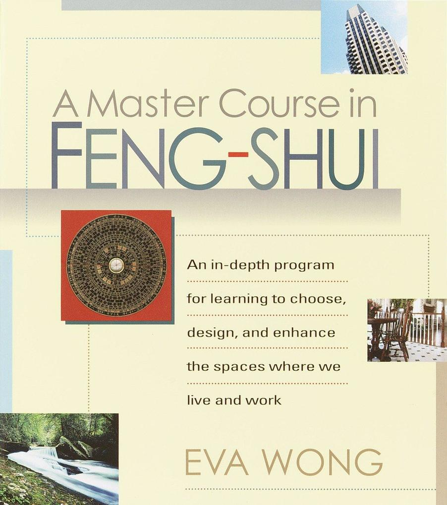 A Master Course In Feng Shui, A als Taschenbuch