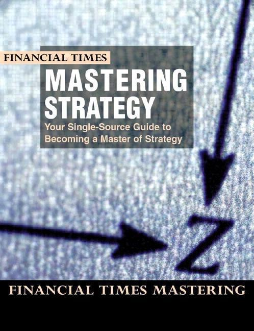 Mastering Strategy als Buch
