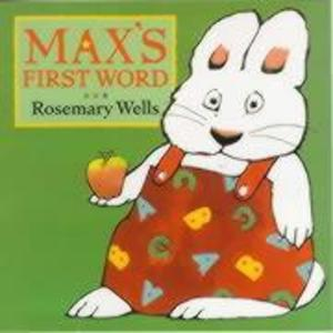 Max's First Word als Buch