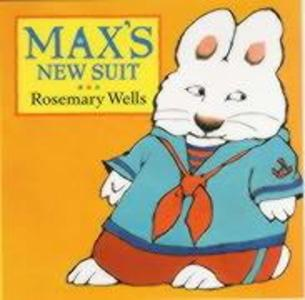 Max's First Suit als Buch