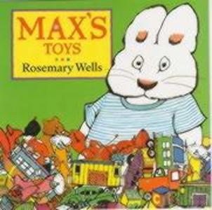 Max's Toys als Buch