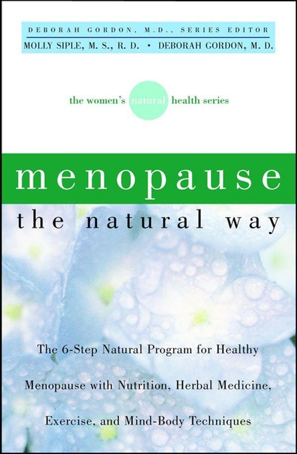 Menopause the Natural Way als Buch