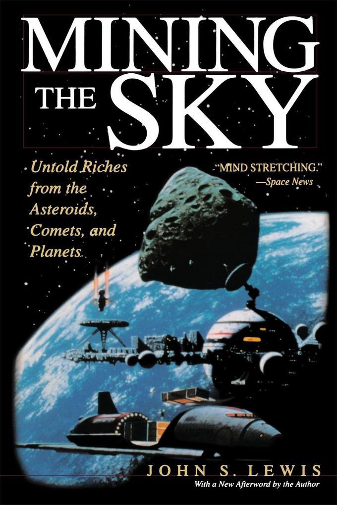 Mining the Sky als Taschenbuch