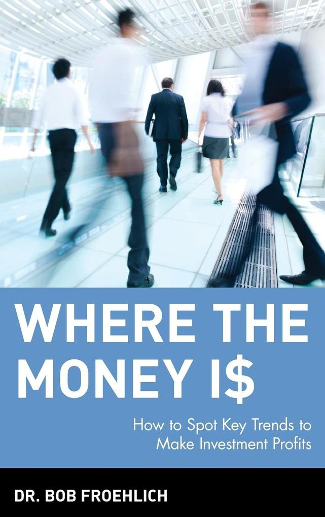 Where the Money Is als Buch