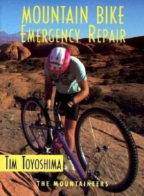 Mountain Bike Emergency Repair als Taschenbuch