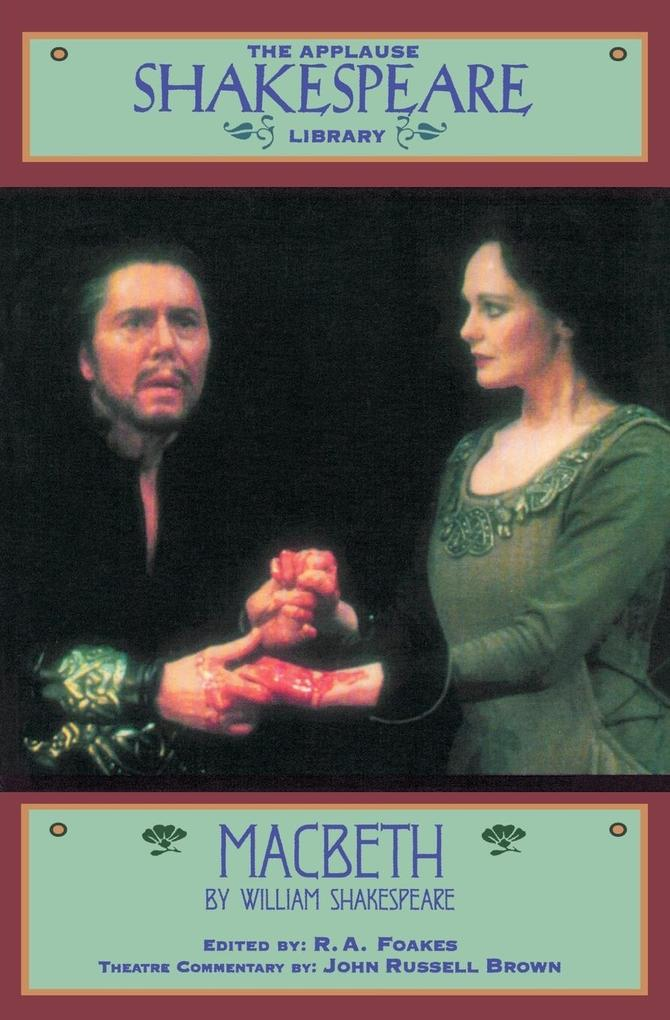 Macbeth: The Applause Shakespeare Library als Taschenbuch