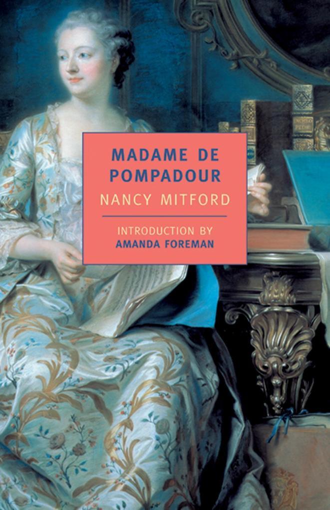Madame de Pompadour als Taschenbuch