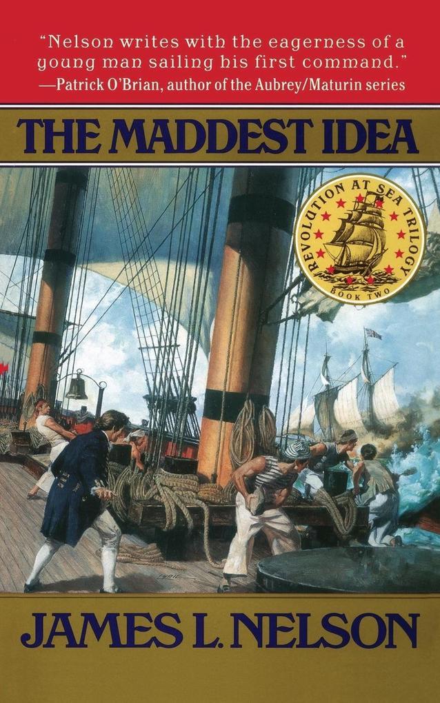 The Maddest Idea als Buch
