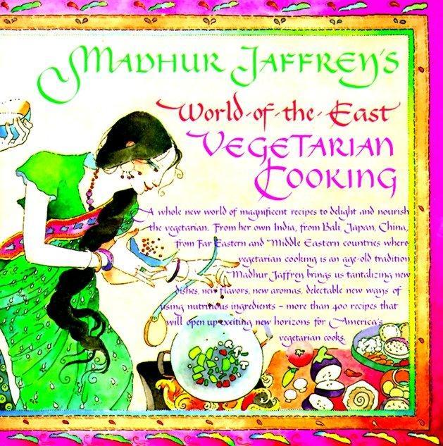 Madhur Jaffrey's World-Of-The-East Vegetarian Cooking als Taschenbuch