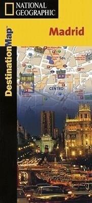 Madrid als Buch
