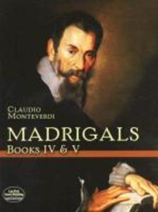 Madrigals, Books IV & V als Taschenbuch