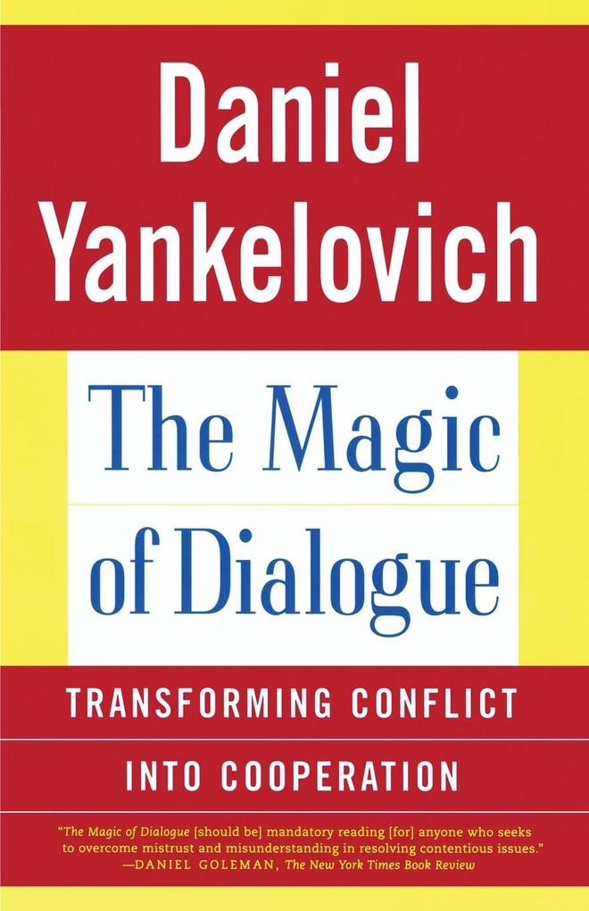 The Magic of Dialogue als Buch