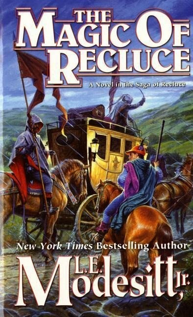 The Magic of Recluce als Taschenbuch