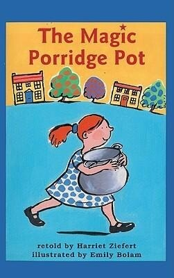 The Magic Porridge Pot: A Puffin Easy-To-Read Classic als Taschenbuch