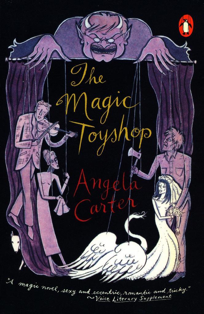 The Magic Toyshop als Taschenbuch