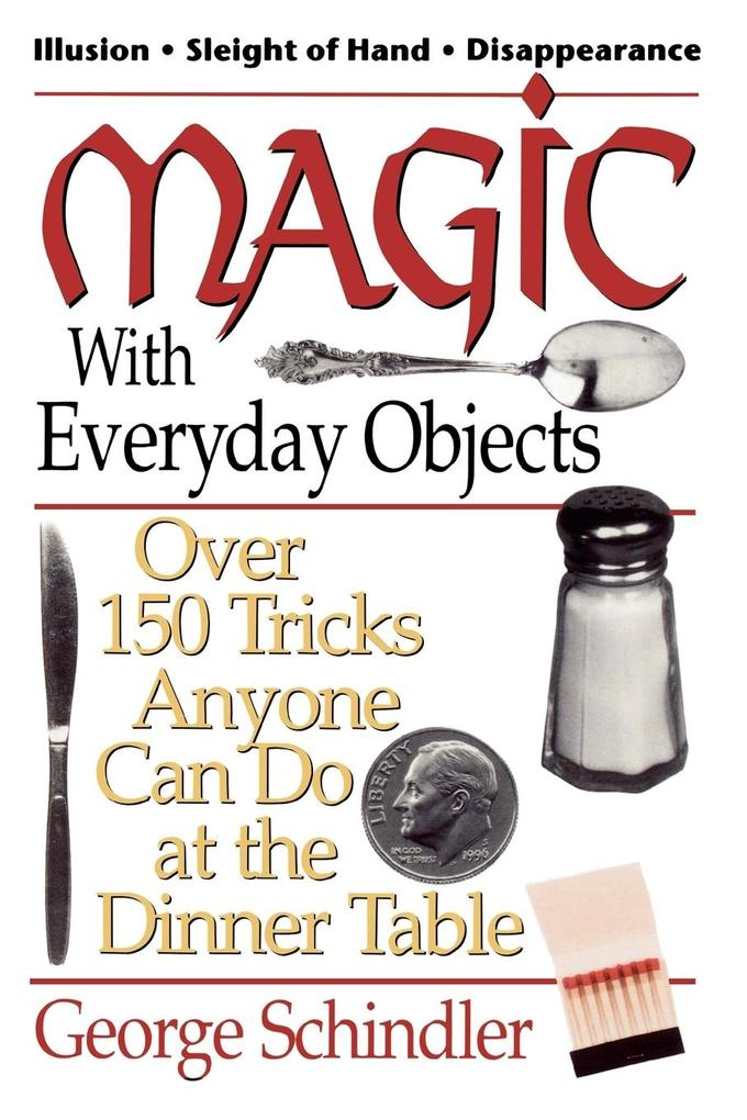 Magic with Everyday Objects als Taschenbuch