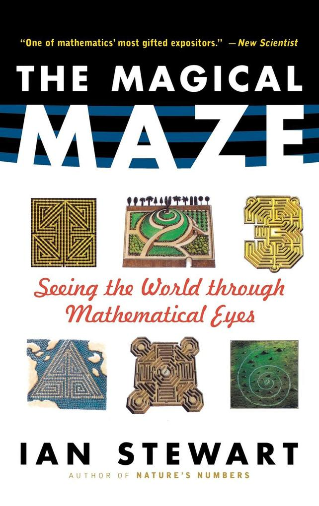 The Magical Maze: Seeing the World Through Mathematical Eyes als Buch