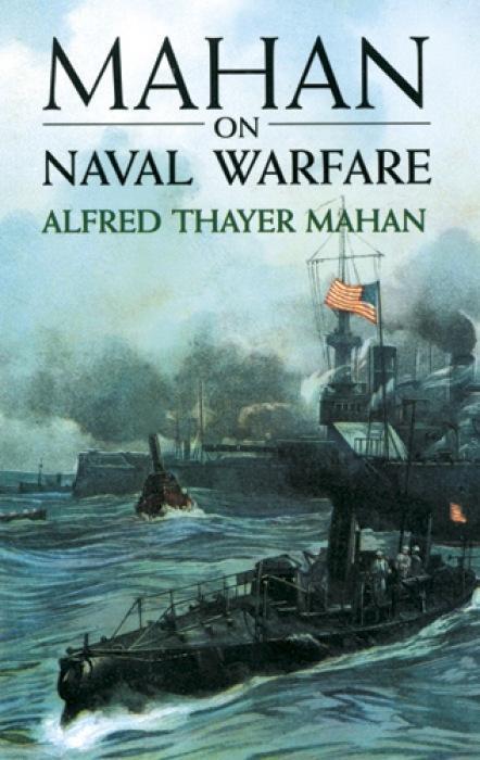Mahan on Naval Warfare als Taschenbuch