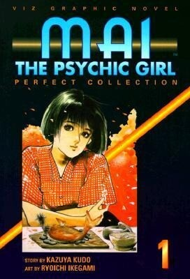 Mai the Psychic Girl, Vol. 1: Perfect Collection als Taschenbuch