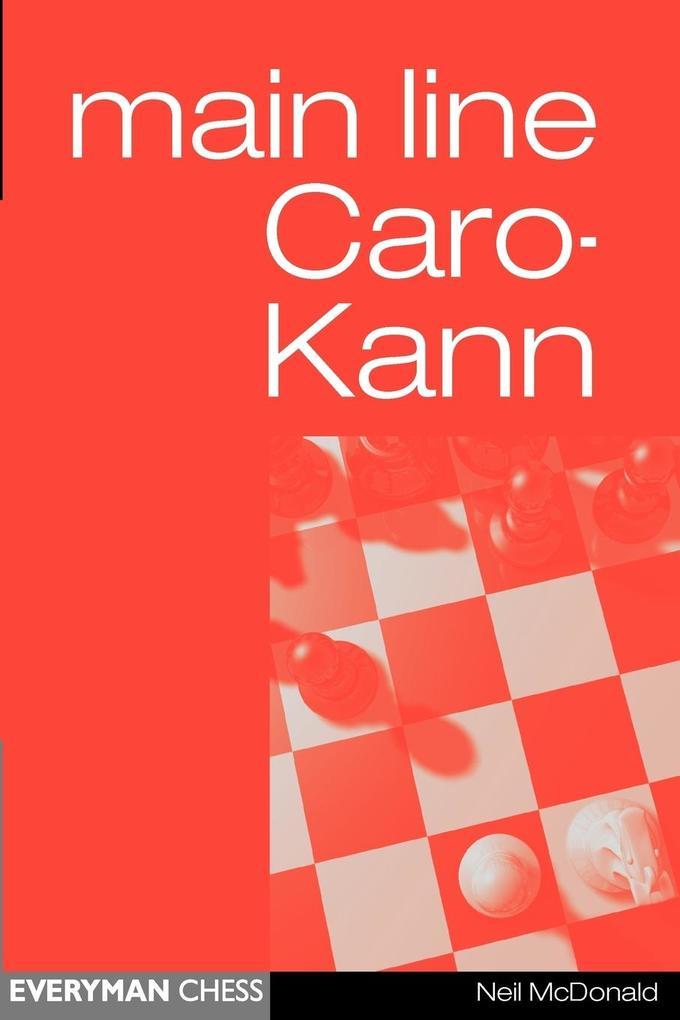 Caro-Kann Main Line als Taschenbuch