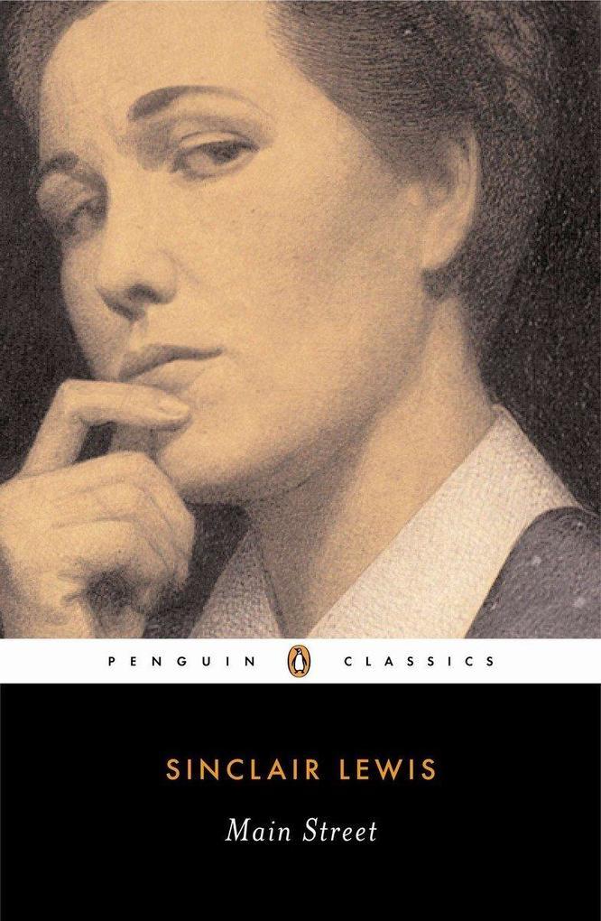 Main Street: The Story of Carol Kennicott als Taschenbuch