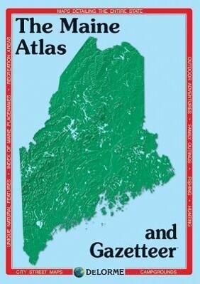 Maine als Taschenbuch