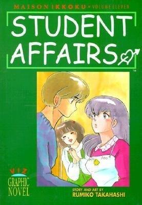 Maison Ikkoku, Vol. 11 (1st Edition): Student Affairs als Taschenbuch