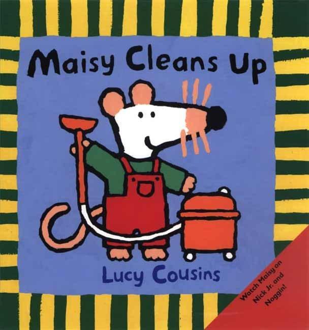 Maisy Cleans Up als Taschenbuch