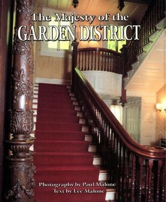 The Majesty of the Garden District als Taschenbuch