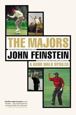 The Majors: In Pursuit of Golf's Holy Grail als Taschenbuch