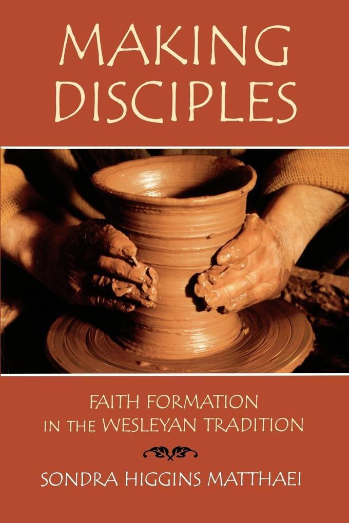 Making Disciples als Taschenbuch