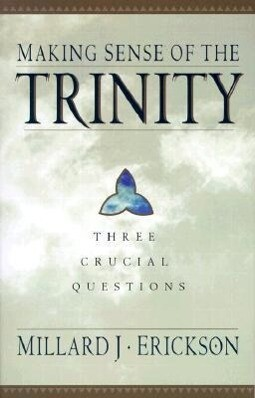 Making Sense of the Trinity: Three Crucial Questions als Taschenbuch