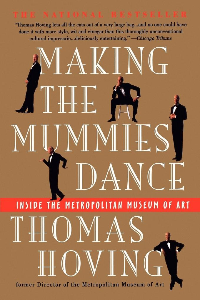 Making the Mummies Dance als Buch