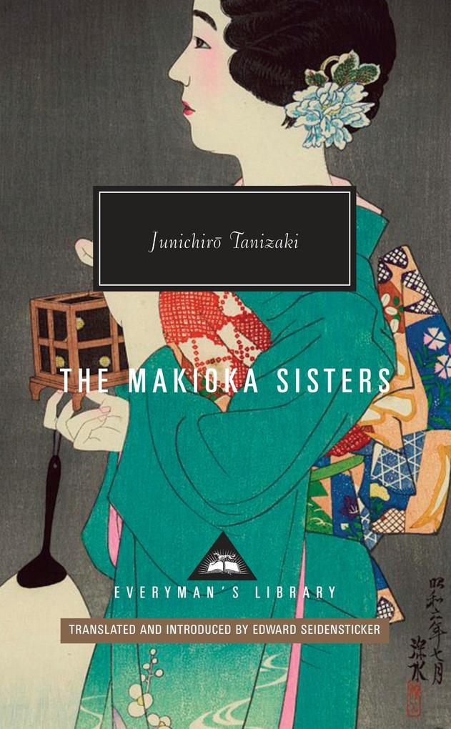 The Makioka Sisters als Buch