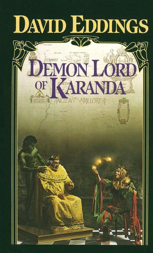 Demon Lord of Karanda als Taschenbuch