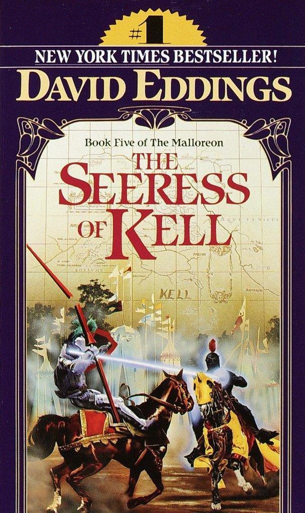 Seeress of Kell als Taschenbuch
