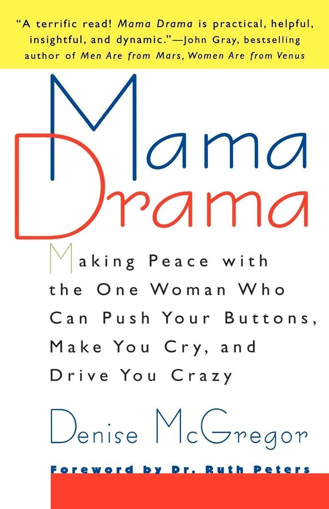 Mama Drama als Taschenbuch