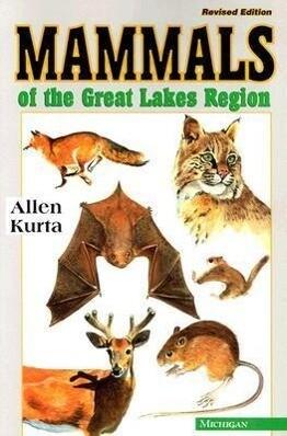 Mammals of the Great Lakes Region: Revised Edition als Taschenbuch