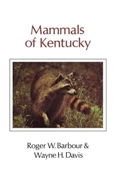 Mammals of Kentucky als Buch